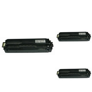 BasAcc Black Toner Cartridge Compatible with Samsung CLT-K504S