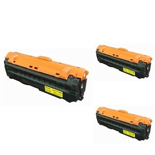 BasAcc Yellow Toner Cartridge Compatible with Samsung CLT-Y506L