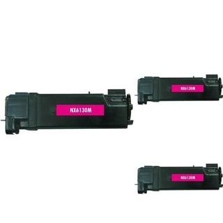 Insten Premium Magenta Color Toner Cartridge 106R01279 for Xerox Phaser 6130