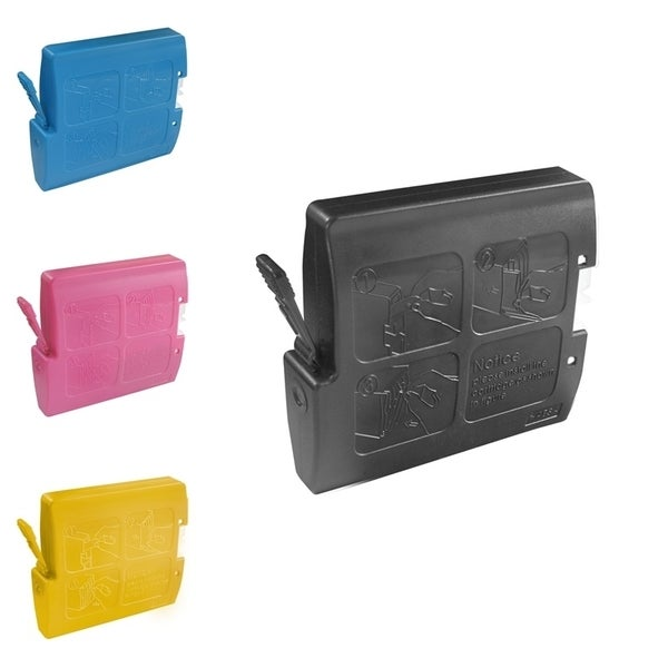 INSTEN Magenta/ Yellow/ Cyan/ Black 4-Ink Cartridge for Brother LC-51