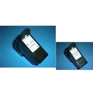 INSTEN Dell A966/ 968 Black/ Color 2-Ink Cartridge Set (Remanufactured)