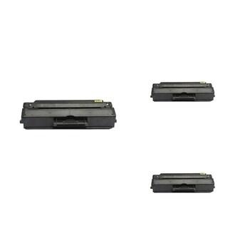 INSTEN Toner Cartridge for Samsung MLT-D103S/ MLT-D103L (Pack of 3)