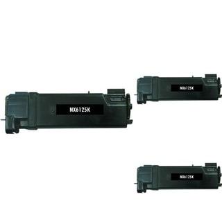 Insten Premium Black Color Toner Cartridge 106R01334 for Xerox Phaser 6125
