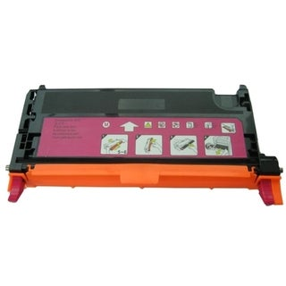 Insten Premium Magenta Color Toner Cartridge 106R01393 for Xerox Phaser 6280