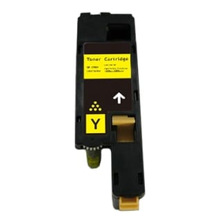 INSTEN Yellow Toner Cartridge for Xerox Phaser 6000/ 6010