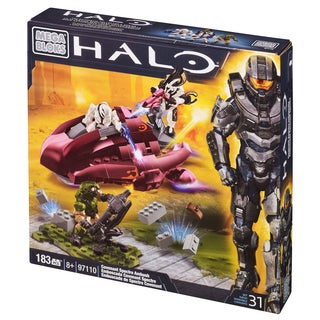 Mega Bloks Halo Covenant Spectre Ambush