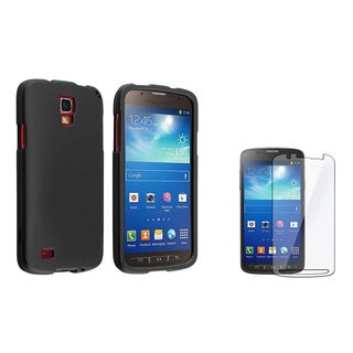 INSTEN Phone Case Cover/ Screen Protector for Samsung Galaxy S4 Active i9295