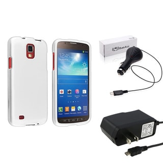 BasAcc Case/ Travel/ Car Charger for Samsung Galaxy S4 Active i9295