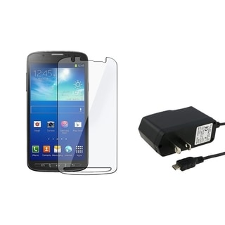INSTEN Travel Charger/ Protector for Samsung Galaxy S4 Active i9295
