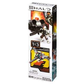 Mega Bloks Halo UNSC C and C Console