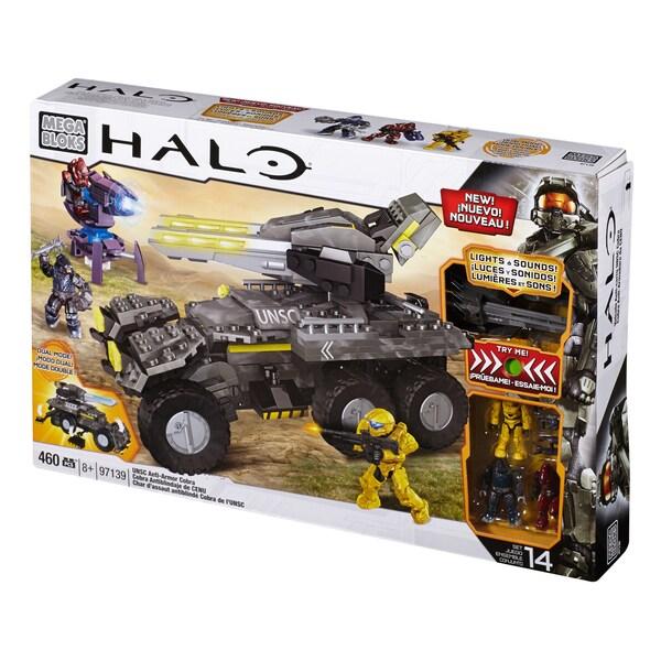 Mega Bloks Halo UNSC Anti-Armor Cobra