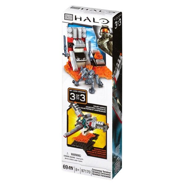 Mega Bloks Halo Forerunner Terminal 11893100