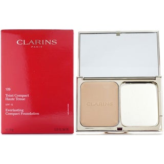 Clarins Everlasting Wheat Compact Foundation SPF 15 11893420