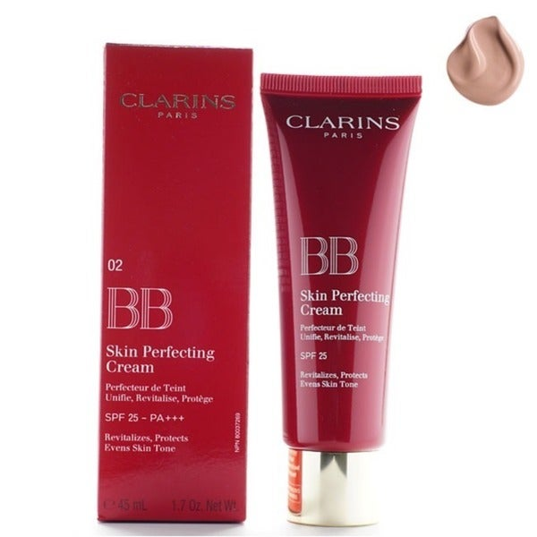 Clarins BB Skin Perfecting Medium 1.7-ounce Cream