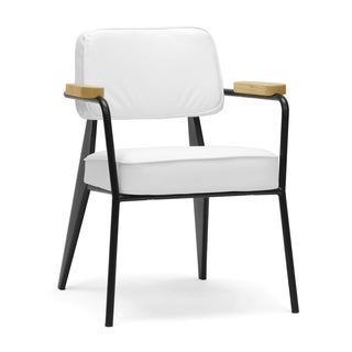 Baxton Studio Lassiter Mid-Century Modern Accent Chair