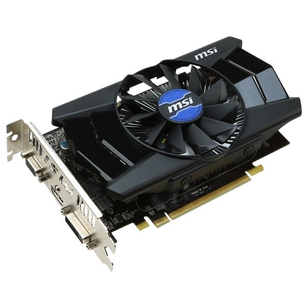 MSI R7 250 2GD3 OC Radeon R7 250 Graphic Card - 1.05 GHz Core - 2 GB