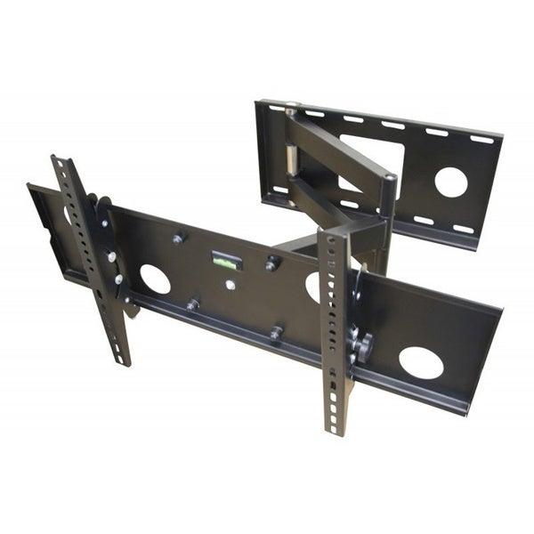 "Mount-it 37-60"" LCD TV Wall Mount Bracket with Full Motion Tilt & Articulating Arm"