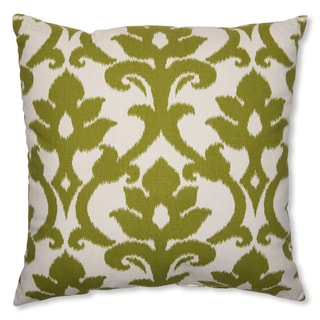 Pillow Perfect 'Azzure Kiwi' 23-inch Floor Pillow
