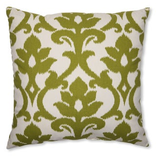 Pillow Perfect 'Azzure Kiwi' 23-inch Throw Pillow