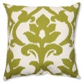Pillow Perfect 'Azzure Kiwi' 16.5-inch Throw Pillow
