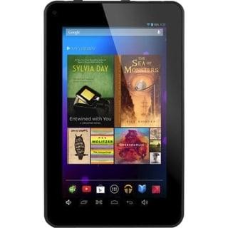 "Ematic EGQ307 8 GB Tablet - 7"" - Wireless LAN - 1.50 GHz - Black"