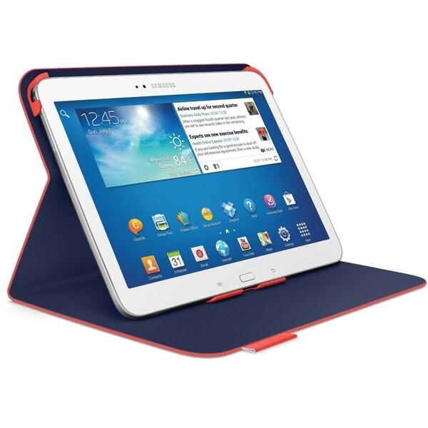"Logitech Ultrathin Carrying Case (Folio) for 10.1"" Tablet - Mars Red"