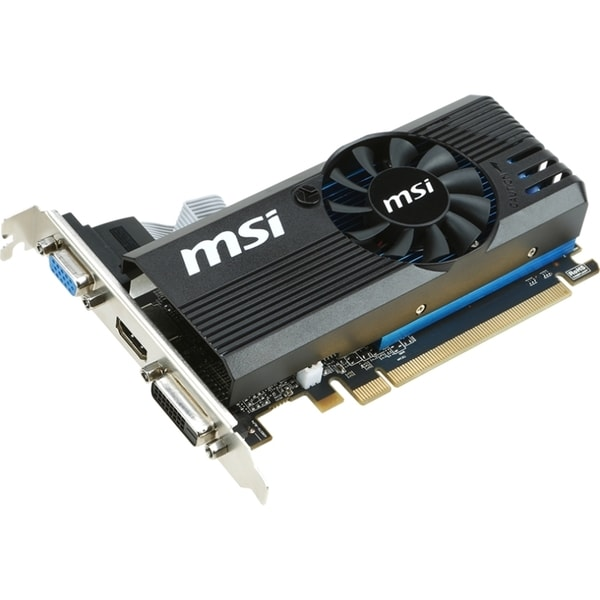 MSI R7 240 2GD3 LP Radeon R7 240 Graphic Card - 730 MHz Core - 2 GB D