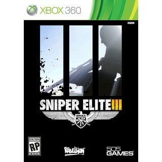 Xbox 360 - Sniper Elite 3