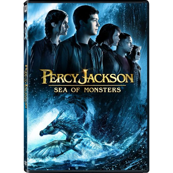 Percy Jackson: Sea Of Monsters (DVD) 11893749