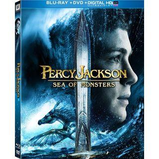 Percy Jackson: Sea of Monsters (Blu-ray/DVD)