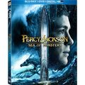 Percy Jackson: Sea of Monsters (Blu-ray/DVD)