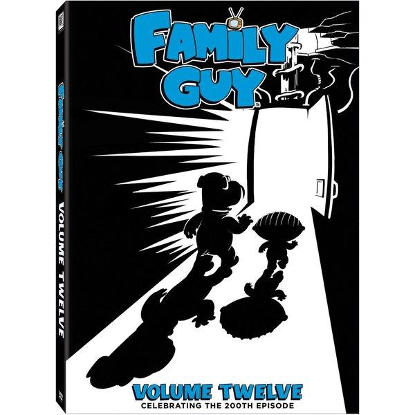 Family Guy Vol. 12 (DVD)