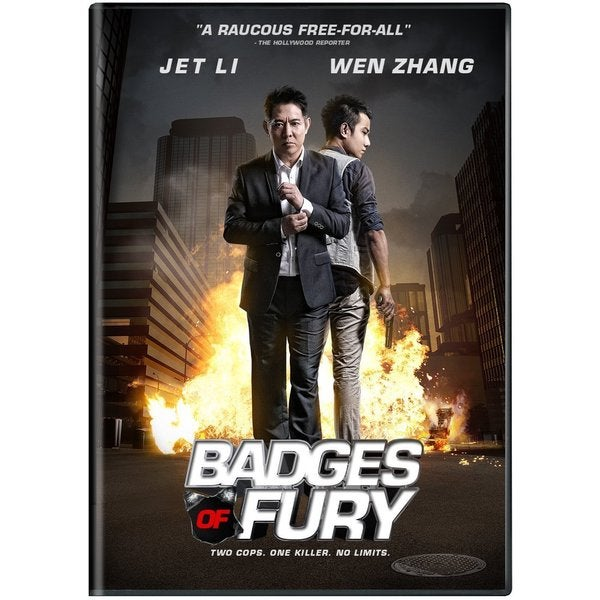 Badges of Fury (DVD) 11893770