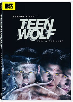 Teen Wolf: Season 3 Part 1 (DVD)
