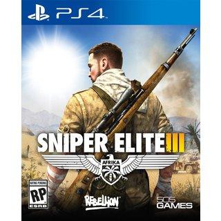 PS4 - Sniper Elite III