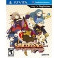 PS Vita - Sorcery Saga: Curse of the Great Curry God