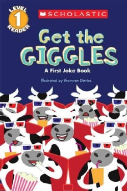 Get the Giggles: A First Joke Book (Paperback)