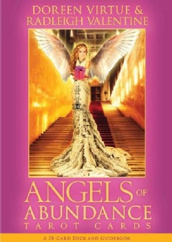 Angels of Abundance Tarot Cards: A 78-card Deck and Guidebook (Cards)