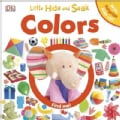 Little Hide and Seek: Colors (Board book)