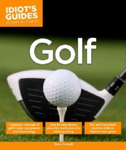 Idiot's Guides Golf (Paperback)