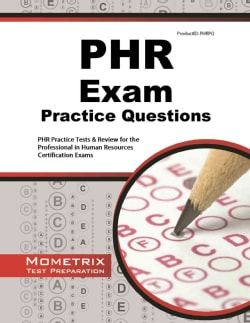 PHR Exam Practice Questions: Practice Questions (Paperback)
