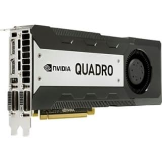 HP Quadro K6000 Graphic Card - 12 GB GDDR5 SDRAM - PCI Express 3.0 x1