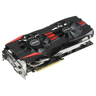 Asus R9280X-DC2T-3GD5 Radeon R9 280X Graphic Card - 1070 MHz Core - 3
