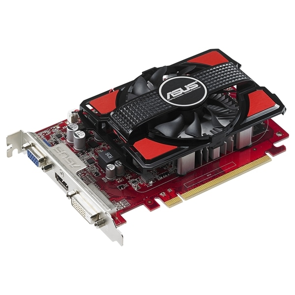 Asus R7250-1GD5 Radeon R7 250 Graphic Card - 1 GHz Core - 1 GB GDDR5