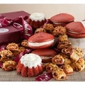 Red Velvet Exclusive Gourmet Sampler Gift Basket