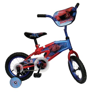 Spiderman Bicycle 12 inch Wheel