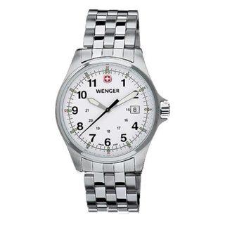 Wenger Terragraph Men's Quartz Watch