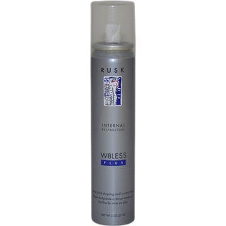 Rusk W8less Plus Extra Hold Shaping and Control 2-ounce Mist