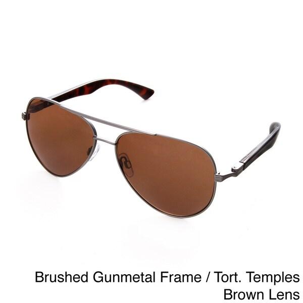 Hot Optix Men's Classic Aviator Sunglasses