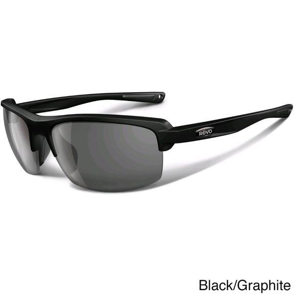 Revo Crux N Men's Polarized Sunglasses
